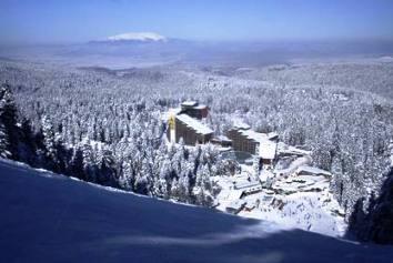 Зимние курорты Болгарии,горнолыжный отдых в Болгарии