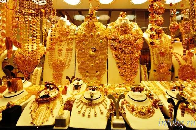 Золото в Дубае, где можно купить золото в ОАЭ - YouTube