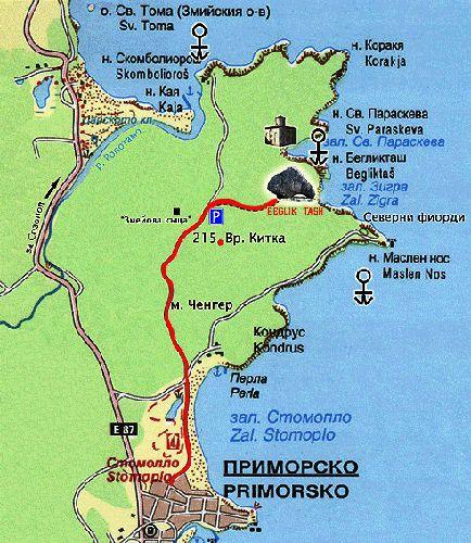 карта приморско болгария скачать бесплатно - фото 7